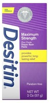 Desitin Maximum Strength Original Paste Diaper Rash Ointment - 2 oz.