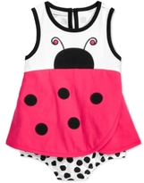 First Impressions Ladybug Skirted Sunsuit, Baby Girls (0-24 months)