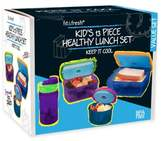 Fit & Fresh Fit and Fresh® Lunch Set with Jaxx Bottle