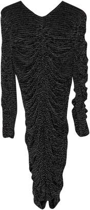 Stine Goya Black Polyester Dresses