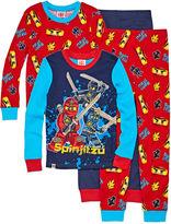 LICENSED PROPERTIES Ninjago Pajama Set Boys
