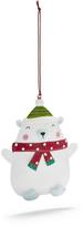 Sur La Table Polar Bear Ornament