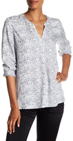 Soft Joie Raakel Printed Button Up Shirt