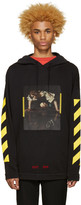 Off-White Black Narciso Hoodie