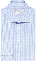 Turnbull & Asser Turnbull & Asser Slim-fit Multi-stripe Cotton Shirt