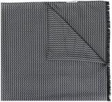 Brioni printed scarf