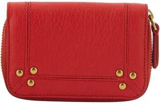 Jerome Dreyfuss Henri leather wallet