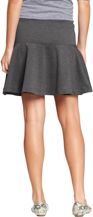 Old Navy Women's Fit-and-Flare Ponte Skirts