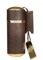 Memo Womens Fragrance Brown Leather Purse Spray