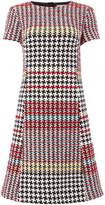 Oui Multi Check Dress