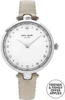 Kate Spade Holland 34mm Scallop Edge Watch