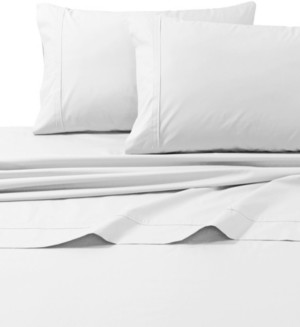 Tribeca Living 300 Thread Count Cotton Percale Extra Deep Pocket Twin Xl Sheet Set Bedding