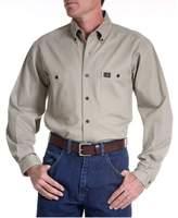 Wrangler RIGGS WORKWEAR Men's Big & Tall Logger Shirt