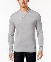 Armani Exchange Men's Shawl-Collar Sweater