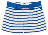 Petit Bateau Girls shorts in heavyweight jersey