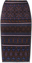 Cecilia Prado knitted skirt - women - Acrylic/Polyamide/Polyester/Viscose - P