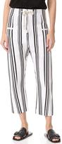 Joseph Ombria Stripe Pants
