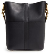 Frye Ilana Leather Bucket Hobo - Black