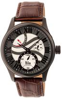 Reign Bhutan Automatic Watch, 43mm