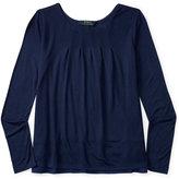Ralph Lauren Stretch Shirt, Big Girls (7-16)