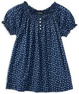 Ralph Lauren Girls' Floral Print Gauze Top - Sizes 7-16