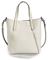 Rebecca Minkoff Mini Leather Tote - White