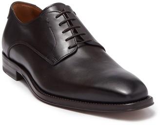 Antonio Maurizi Plain Toe Leather Dress Shoe
