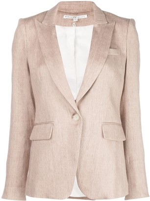 Veronica Beard Corel slim-fit blazer