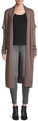 Raffi Merino Wool Duster Coat