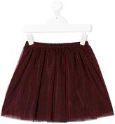 Il Gufo elasticated waistband skirt