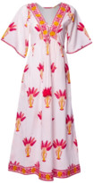 Pink City Prints - Organic Cotton Paros Beach Dress - XS/S