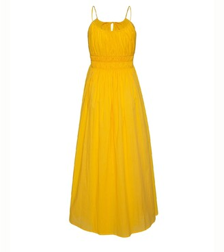 The Sunrise Elastic Dress - Oj