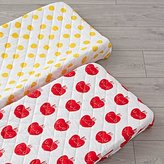 Set of 2 Apple Orchard Changing Pad Covers