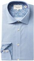Ted Baker Endurance Trim Fit Sterling Dress Shirt