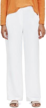 Eileen Fisher Straight Leg Pants