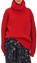 Balenciaga Women's Wool Oversized Sweater