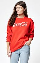 Signorelli Coca-Cola Distressed Sweatshirt