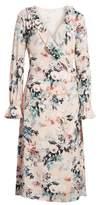 Willow & Clay Women's Midi Wrap Dress