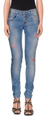 Fornarina Denim trousers