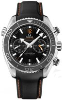 Omega Men's 232.32.46.51.01.005 Seamaster Planet Ocean Black Dial Watch