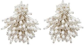 Mignonne Gavigan Burst Earrings - Crystal