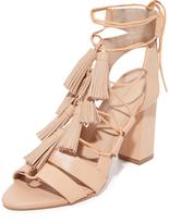 Loeffler Randall Luz Tassel Sandals