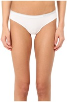 Emporio Armani Essential Stretch Cotton Brasilian Brief Women's Underwear