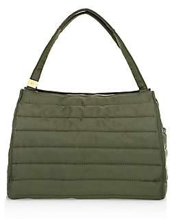 Eric Javits Women's Rush Loden Quilted Satchel
