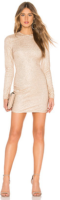 superdown Evie Sparkle Mini Dress