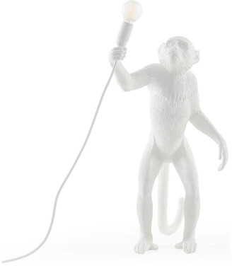 Seletti Indoor/Outdoor Standing Monkey Lamp
