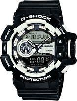 G-shock Ga-400-1aer Black Strap Watch