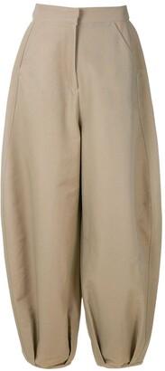 ALUF Ceci wide-leg trousers