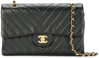Chanel Pre-Owned v-stitch quilted shoulder bag