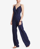 Denim & Supply Ralph Lauren Printed Jumpsuit